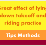 Surfing  Takeoff practice ‐ Lying down takeoff and riding