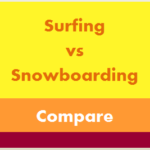 Surfing vs Snowboarding difficulty