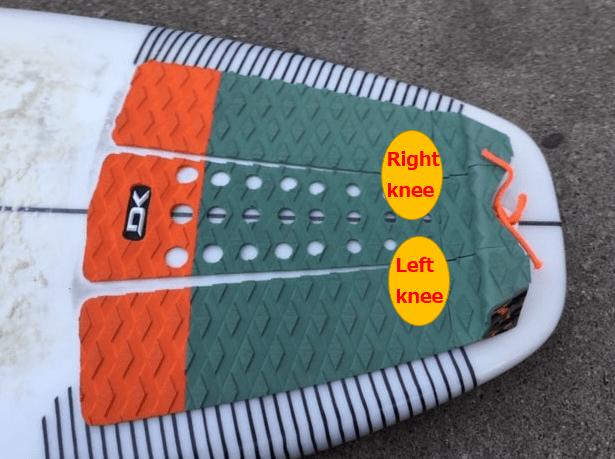 Position-on-the-surfboard-for-a-successful-takeoff