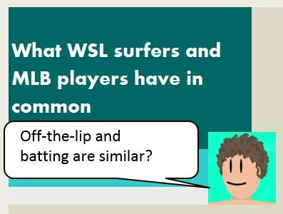 A chat about what WSL Nathan Hedge, Connor Coffin, MLB Shohei Ohtani have in common.